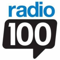 Logo of radio station Radio 100FM