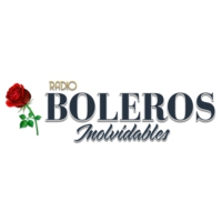 Logo of radio station Boleros Inolvidables