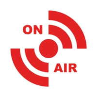 Logo of radio station AGFM