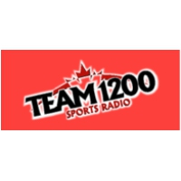 Logo of radio station CFGO The Team 1200
