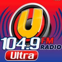 Logo of radio station XEPRS ULTRA 104.9 FM