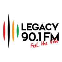 Logo of radio station Legacy 90.1