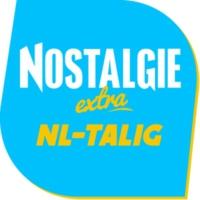 Logo of radio station Nostalgie - Extra Nederlandstalig
