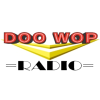 Logo of radio station Doowop Radio