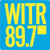 Logo of radio station WITR 89.7