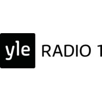 Logo of radio station Yle Radio 1
