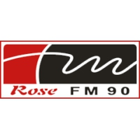 Logo of radio station Rose FM 90.0