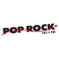 Logo of radio station Pop Rock FM
