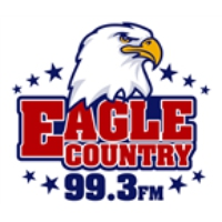Logo of radio station WSCH Eagle Country 99.3