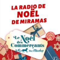 Logo of radio station La Radio de Noël de Miramas