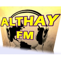 Logo of radio station ALTHAY FM