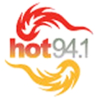 Logo of radio station Hot 94.1 FM