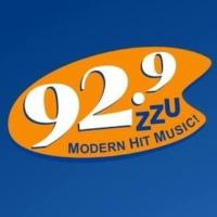 Logo of radio station KZZU-FM 92.9
