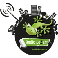 Logo of radio station radiolezart