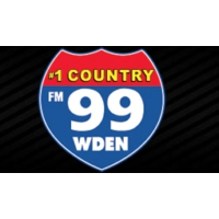 Logo of radio station WDEN 99.1