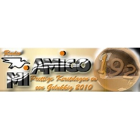 Logo of radio station Radio Mi Amigo