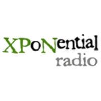 Logo of radio station XPoNential Radio