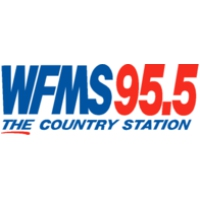 Logo of radio station WFMS