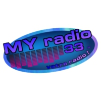 Logo of radio station My Radio 33
