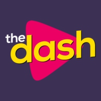 Logo de la radio The Dash