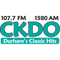 Logo of radio station CKDO