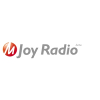 Logo of radio station MJoy Radio