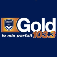 Logo de la radio Gold Bordeaux