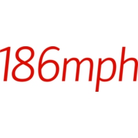 Logo of radio station Promo DJ - 186mph