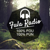 Logo of radio station Fula Radio
