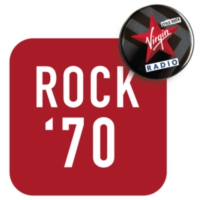 Logo de la radio Virgin Radio Rock '70
