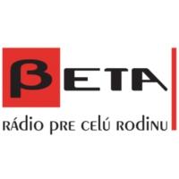 Logo of radio station Rádio BETA