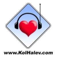 Logo de la radio Kol HaLev