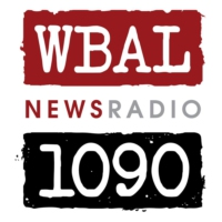 Logo of radio station WBAL NewsRadio 1090