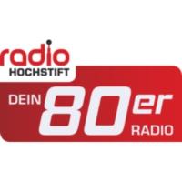 Logo of radio station Radio Hochstift - 80er