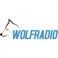 Logo of radio station Wolf'Radio