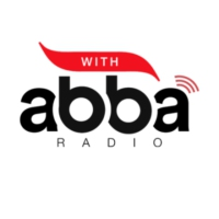 Logo of radio station With Abba Radio