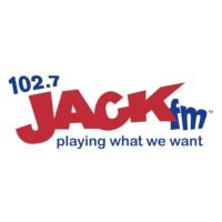 Logo de la radio WQSR 102.7 Jack FM