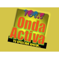 Logo of radio station Onda Activa
