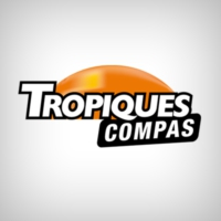 Logo de la radio Tropiques Compas