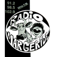 Logo of radio station Radio Margeride 107.7 FM