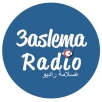 Logo of radio station 3aslema Radio1
