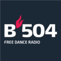 Logo of radio station B504 radio