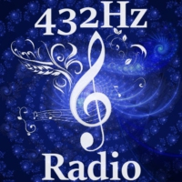 Logo of radio station 432Hz Radio