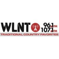 Logo of radio station WLNT