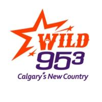 Logo of radio station CKWD Wild 95.3