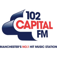 Logo of radio station Capital FM Manchester 102 FM