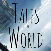 "Logo of the podcast Tales of the world episode 42 – ""Life between inverted commas"""