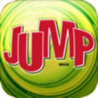 Logo of radio station MDR JUMP Rock Channel