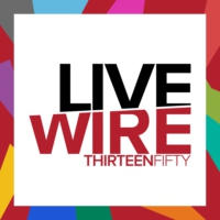 Logo of radio station Livewire 1350