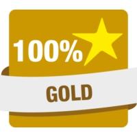 Logo of radio station Hit Radio - 100% GOLD